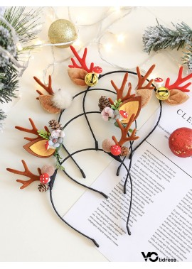 Cute Headband With Antlers Headdress The Inner Circumference Is 36CM Antlers 7CM