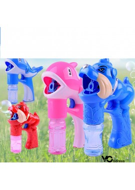 Dolphin Electric Bubble Gun 19.5*18*10CM