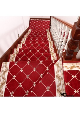 Stair Carpet Home Anti-Slip Stair Mat 24X65CM