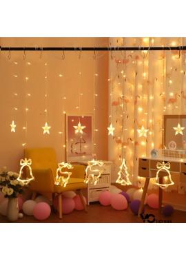 Led Decorative Lights String Curtain Lights 2500MM