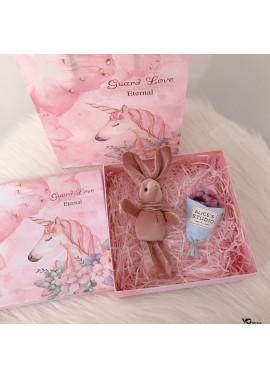 Unicorn Gift Box Gift Bag Set