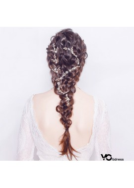 European And American Fashion Wedding Accessories Length 47CM