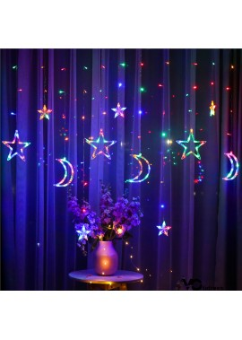 LED Star Lights Small Colored Lights Flashing Lights String Lights