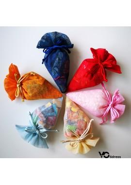 20PCS Pearl Yarn Bag Bunch The Side Length Is 18CM