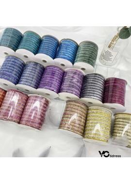 100 Yard Color Metal Ribbon 0.3CM