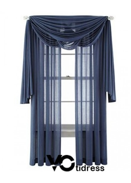 Window Sheer Elegant Voile Curtain Scarf for Home, Birthday Party 3 Meters Wide Fabric Per 10CM