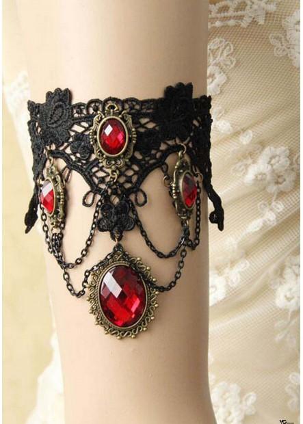 Bridal Tassel Arm Chains