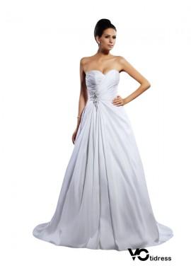 Votidress 2021 Beach Wedding Ball Gowns
