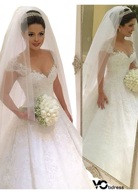 Votidress 2021 Princess Wedding Dresses