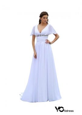 Votidress 2021 Beach Plus Size Wedding Dresses