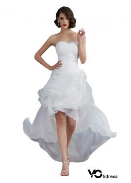Votidress 2021 Beach Short Wedding Dresses