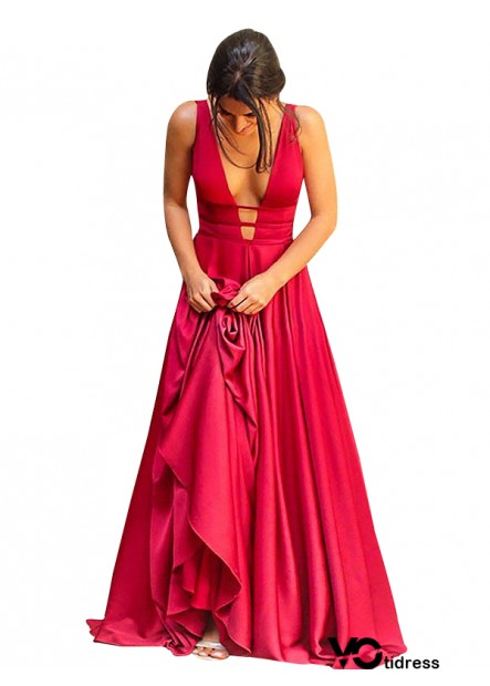 Votidress Classy Long Prom Evening Dress