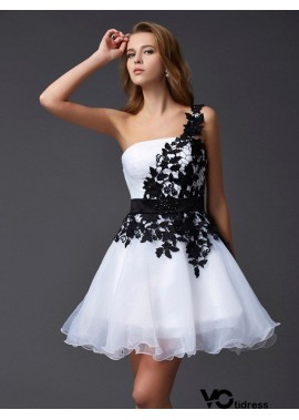 Votidress Short Homecoming Prom Evening Dress