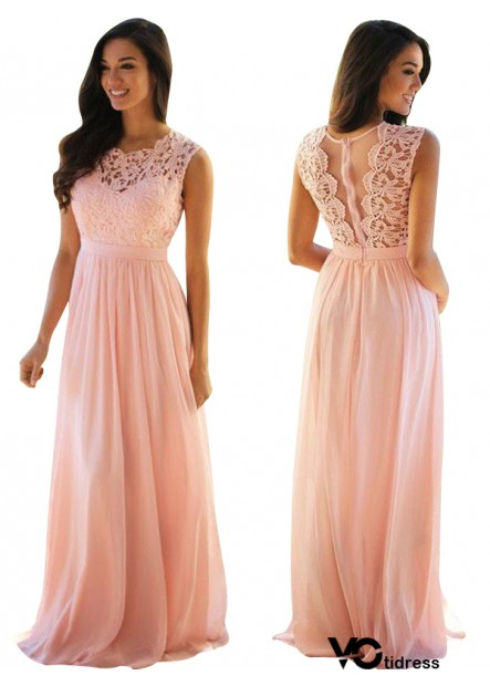 Votidress Bridesmaid Evening Dress