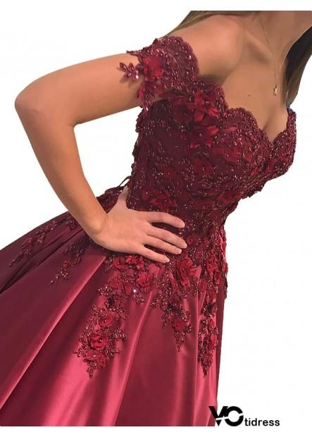 Votidress 2020 Long Prom Evening Dress