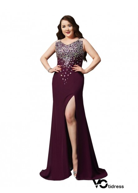 Votidress Sexy Plus Size Prom Evening Evening Dress