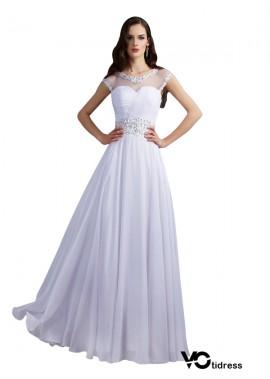 Votidress Beach Long Wedding Evening Dresses