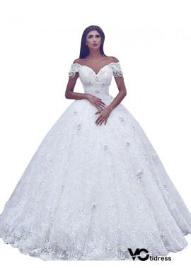 Votidress 2021 Lace Ball Gowns