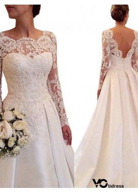 Votidress 2020 Lace Wedding Dress