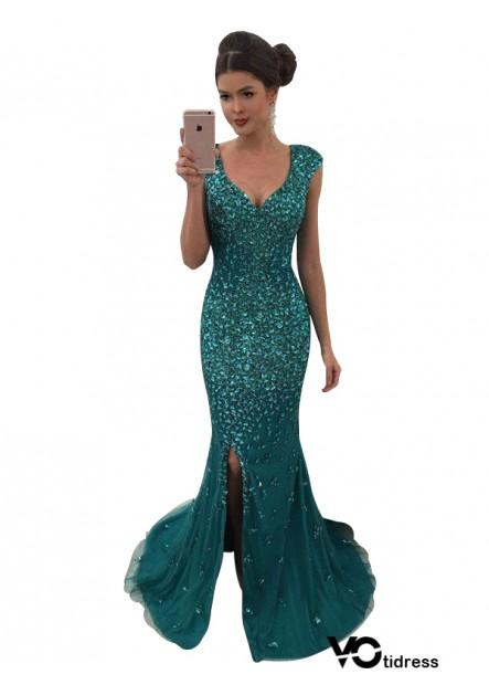 Prom Bridesmaid Fishtail Dress Ball Beach Wedding Mint-Size 8 Cruise