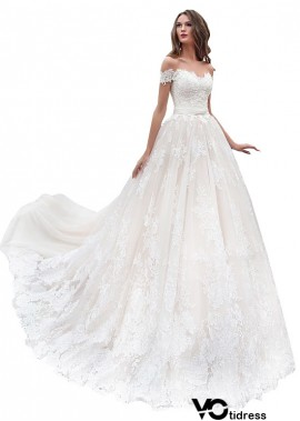 Votidress Cheap Wedding Gown