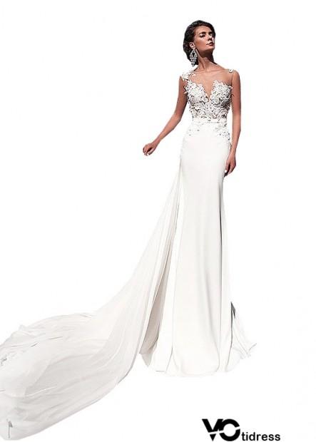 Votidress Coast Casual Bridal Beach Wedding Dresses