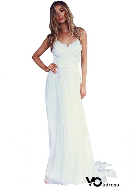 Votidress Beach Wedding Dresses