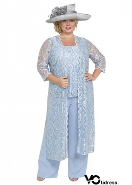 Votidress Mother Of The Bride Dress / Three Piece Pantsuit