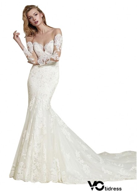 Votidress Lace Wedding Dress