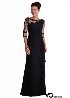 Votidress Black Mother Of The Bride Dress Online Sale
