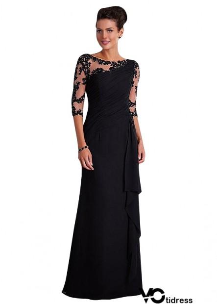 Votidress Black Mother Of The Bride Dress Online Sale