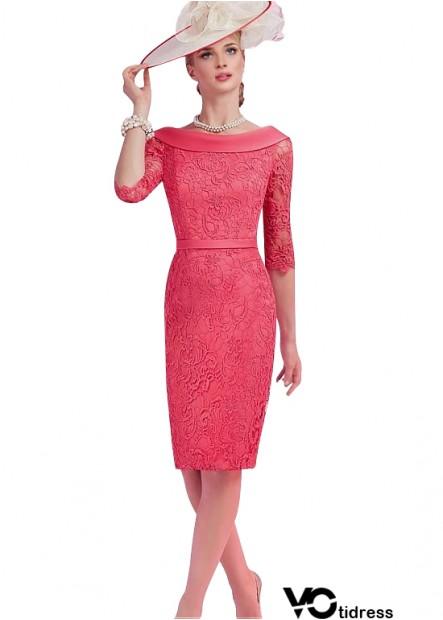 Votidress Mother Of The Bride Dress Knee Length 2021