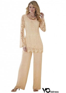 Votidress Champagne Mother Of The Bride Dress/Pantsuit Online