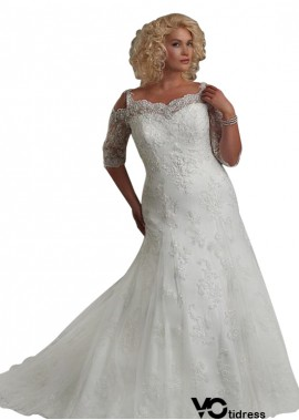 Show Plus Size Wedding Dresses